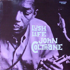 John Coltrane - Lush Life (1961) New Vinyl 2011 Original Jazz Classics Reissue (Remastered from the Original Analogue Master Tapes) USA - Jazz