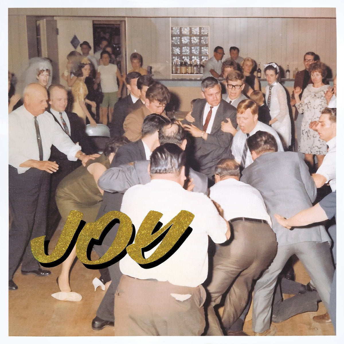 Idles ‎– Joy As An Act Of Resistance - New Vinyl Lp 2018 Partisan Black Vinyl Repress with Download - Alt-Rock / Punk