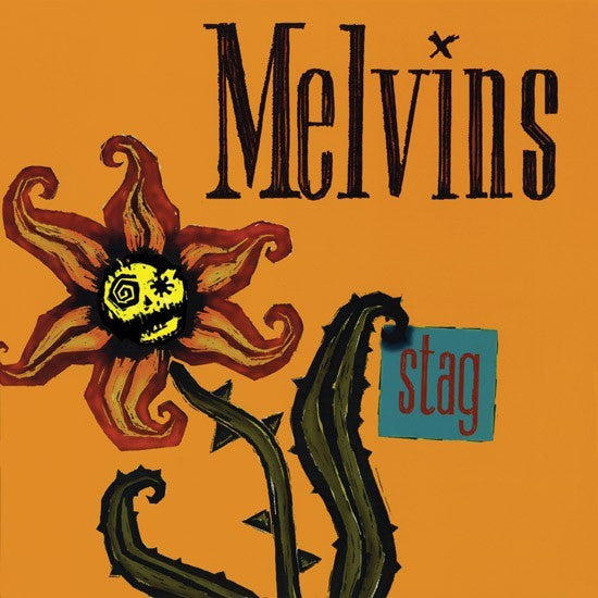 Melvins - Stag - New Vinyl 2016 Third Man Gatefold 2-LP Reissue - Noise / Stoner Rock / Sludge
