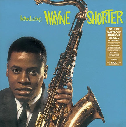 Wayne Shorter ‎– Introducing Wayne Shorter (1959) - New Lp Record 2013 DOL Europe Import 180 gram Vinyl - Jazz / Hard Bop