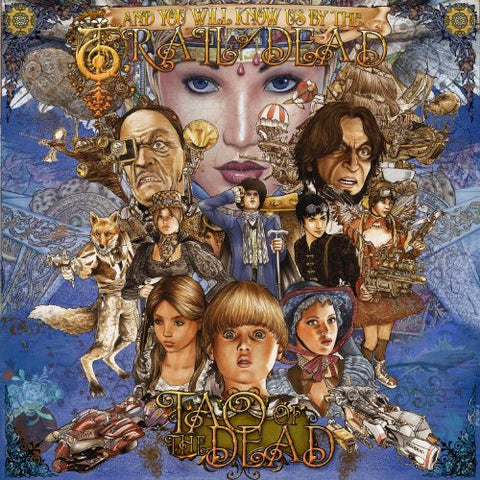 ...And You Will Know Us By The Trail Of Dead ‎– Tao Of The Dead - New 2 LP Record 2011 Superball USA Vinyl - Alternative Rock / Prog Rock