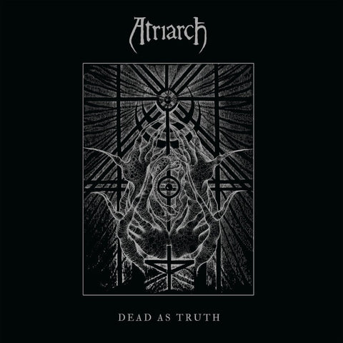 Atriarch ‎– Dead As Truth - New Vinyl Record 2017 Relapse Records Black Vinyl Pressing (Limited to 800) - Doom Metal