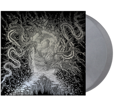 Tyrannosorceress - Shattering Light's Creation - New Vinyl 2017 Tofu Carnage Gatefold 2-LP Pressing on 200Gram Silver Vinyl with Etched D-Side (Czech Import Limited to 300!) - Black Metal