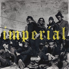 Denzel Curry - Imperial - New Vinyl 2017 Loma Vista Limited Edition LP, First Time on Vinyl! Feat. Rick Ross + Joey Baada$$ - Rap / Hip Hop
