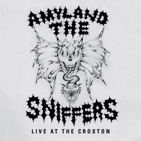 "Amyl and The Sniffers - Live At The Croxton - New 7"" Single 2020 ATO USA Vinyl - AUS Punk"