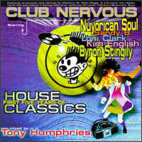Various ‎– Club Nervous - First Five Years Of House Classics - VG+ 2 Lp Set USA 1996 - House/Deep House
