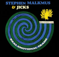 Stephen Malkmus & The Jicks ‎– Real Emotional Trash - New Vinyl 2008 Matador 2 Lp Pressing with Etched D-Side, Gatefold Jacket and Download - Alt / Indie Rock