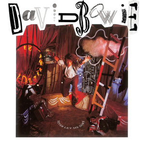 David Bowie - Never Let Me Down (1987) - New Vinyl Lp 2019 Parlophone 180gram Remastered Pressing - Pop Rock / Synth-Pop