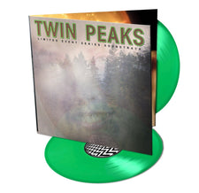 Various / Angelo Badalamenti - Twin Peaks (Limited Event Series Soundtrack) - New Vinyl 2017 Rhino Records Indie Exclusive 2-LP Neon Green Vinyl Pressing