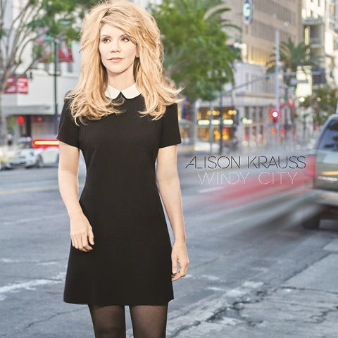 Alison Krauss - Windy City - New LP Record 2017 USA 180 gram Vinyl & Download - Country