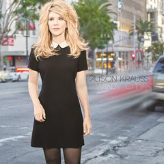 Alison Krauss - Windy City - New Vinyl 2017 Capitol Records Gatefold 180gram LP + Download w/ Bonus Tracks - Bluegrass / Country