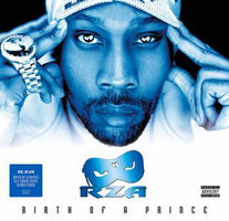 RZA - Birth of a Prince - New 2 Lp 2019 BMG RSD Exclusive Reissue on Blue Smoke Vinyl - Rap / Hip Hop