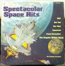 Odyssey Orchestra - Spectacular Space Hits - VG+ 1980 Stereo USA - Funk