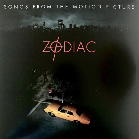 Various ‎– Zodiac (Songs From The Motion Picture) - New 2 Lp Record 2017 Phineas USA Red & Black Smoke Vinyl - Soundtrack