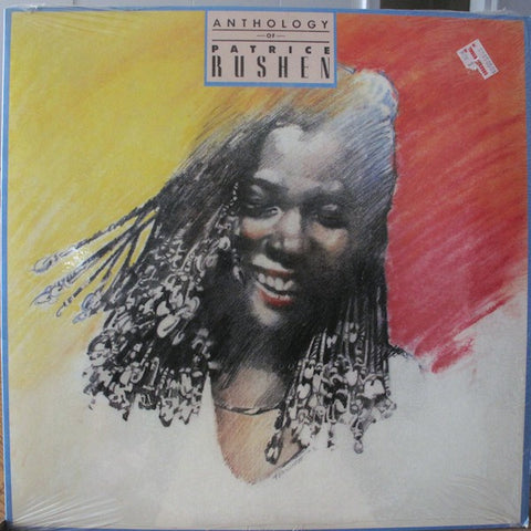 Patrice Rushen ‎– Anthology - Used Cassette 1985 Elektra - Funk / Soul-Jazz