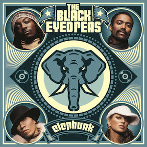 Black Eyed Peas - Elephunk - New Vinyl Record 2016 Interscope Records Deluxe Gatefold 2-LP Reissue - Rap / Hip-Hop