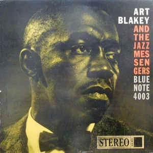 Art Blakey And The Jazz Messengers ‎– Moanin' - New Lp Record 2015 Blue Note USA Vinyl - Jazz / Hard Bop