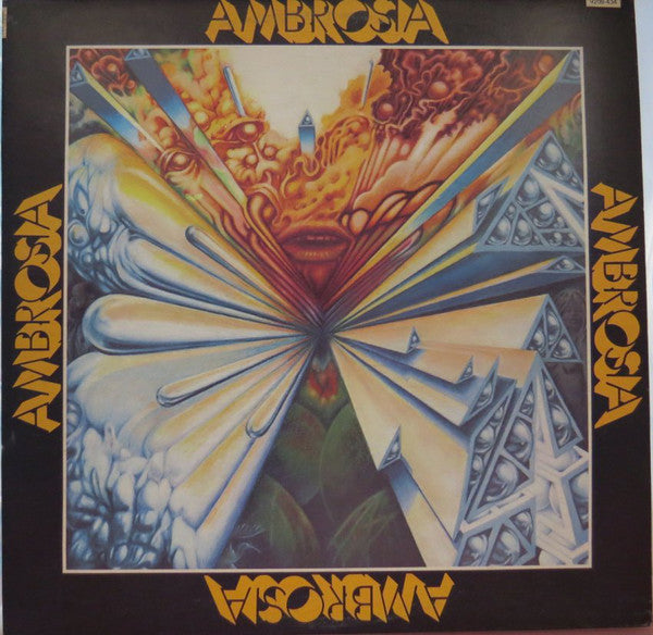 Ambrosia - Ambrosia - VG+ 1975 Stereo USA (Original Press With Insert & Matching Inner Sleeve) - Prog Rock