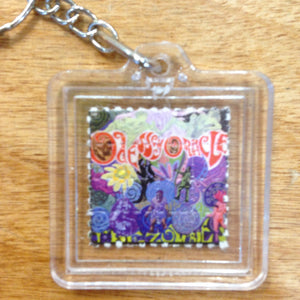 Acid Blotter Keychain (Small)