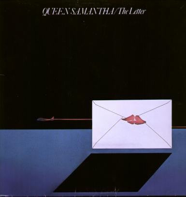 Queen Samantha ‎– The Letter - VG+ Lp Record 1978 Marlin USA Vinyl - Disco