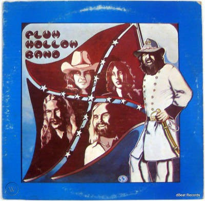 Plum Hollow Band ‎– Plum Hollow Band - VG- Lp Record 1978 USA Original Vinyl - Country / Bluegrass / Southern Rock / Rural