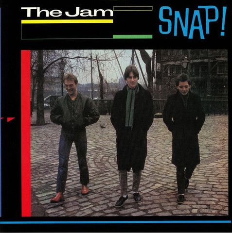 "The Jam ‎– Snap! (1983) - New 2 LP Record 2019 Polydor EU Vinyl Reissue & Bonus 7"" EP - Rock / Mod"