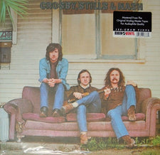 Crosby, Stills & Nash ‎– S/T (1969) - New Vinyl 2009 Rhino 180Gram Audiophile Reissue with Gatefold Jacket (Remastered from the Original Analog Masters!) - Folk Rock / Psych