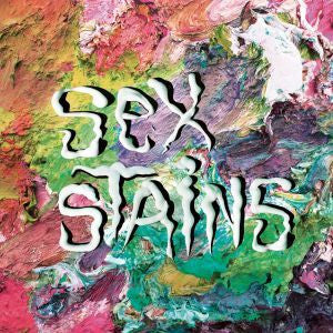 Sex Stains - S/T - New Vinyl Record 2016 Don Giovanni Records LP - Punk / Noise-Rock