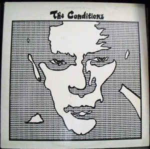The Conditionz ‎– Head - VG Lp Record 1988 Primal Lunch USA Vinyl - Power Pop / Punk