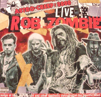 Rob Zombie ‎– Astro-Creep: 2000 Live - New Vinyl Lp 2018 UMe 180gram Pressing with Gatefold Jacket - Metal / Industrial