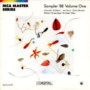 Various ‎– Sampler '88 Volume One - Mint- 1988 Stereo USA Audiophile - Free Jazz Improvisation / Experimental