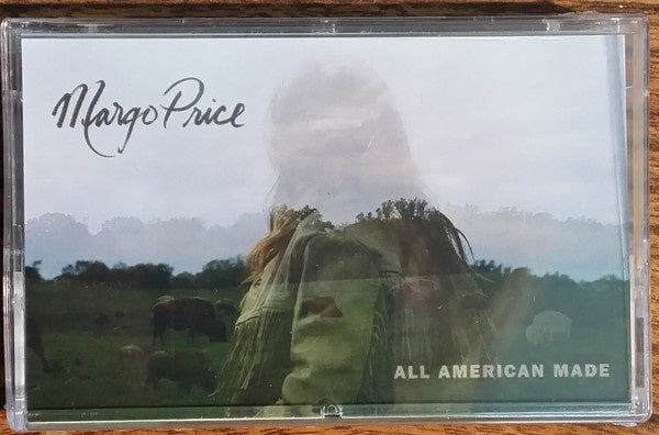 Margo Price ‎– All American Made - New Cassette 2017 Third Man Records Beige Colored Tape - Folk / Country