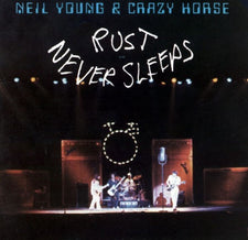 Neil Young & Crazy Horse ‎– Rust Never Sleeps (1979) - New Vinyl 2017 Reprise Stereo Reissue (Mastered from the Original Analog Tapes) - Folk Rock
