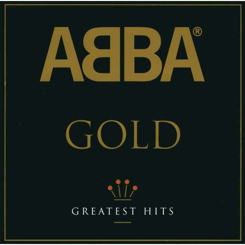 ABBA - Gold - New 2LP Record Sunrise Records Exclusive 180gram Gold Vinyl Reissue - Pop / Disco