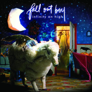 Fall Out Boy - Infinity On High - New 2 Lp Record 2016 Island USA 180 gram Vinyl - Pop Punk / Emo / Alternative Rock