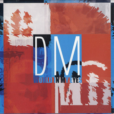 "Depeche Mode ‎– World In My Eyes (A Ghost In Detroit Remixes) - New Vinyl 12"" Single USA 2006 - House"
