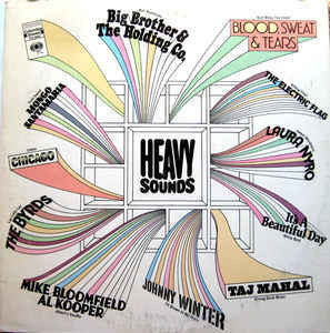 Various ‎– Heavy Sounds - Mint- 1970 Stereo USA - Rock / Blues Rock / Psychedelic Rock