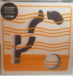 Hookworms - Microshift - New Lp Record 2018 Europe Import 180 gram Vinyl & Alt Sleeve & Download - Psych Rock / Synth Pop / Indie