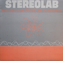 Stereolab ‎– The Groop Played Space Age Batchelor Pad Music (1993) - New Vinyl Lp 2018 Too Pure Limited Edition Reissue on Clear Vinyl - Electronic / Kraut / Space Rock