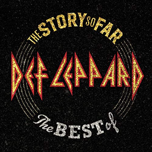 Def Leppard - The Story So Far: The Best Of Def Leppard - New Vinyl 2 Lp 2019 UMe Compilation 180gram Reissue with Gatefold Jacket - Rock