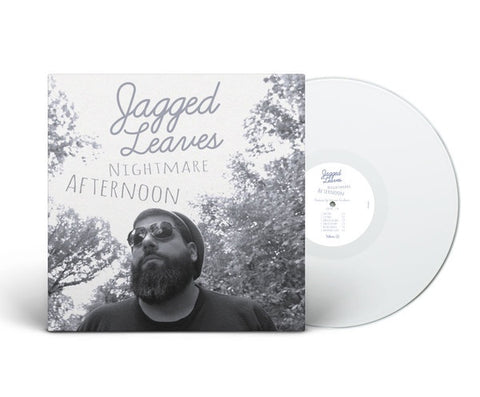 Jagged Leaves ‎– Nightmare Afternoon - New LP Record 2016 Yellow K USA White Vinyl & Download - Folk Rock