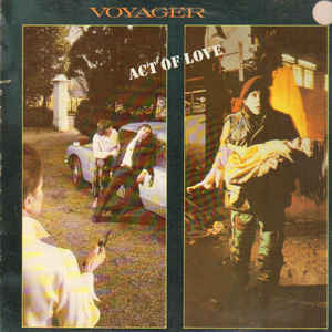 Voyager ‎– Act Of Love - VG+ 1980 Stereo USA Original Press - Rock / Pop