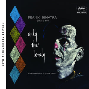 Frank Sinatra ‎– Sings For Only The Lonely (1958) - New Vinyl 2 Lp 2018 Capitol '60th Anniversary' 180gram Reissue - Jazz