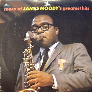 James Moody ‎– More Of James Moody's Greatest Hits - VG+ Lp Record 1967 Prestige USA Mono Vinyl - Jazz
