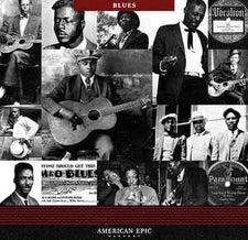Various ‎– The Best Of Blues - New Vinyl Record 2017 Third Man Records 'American Epic' Compilation Pressing - Delta Blues