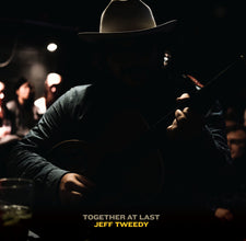Jeff Tweedy - Together At Last - New Vinyl 2017 Anti / Epitaph Limited Edition Opaque Yellow Vinyl - Alt-Country / Americana / Alt-Rock