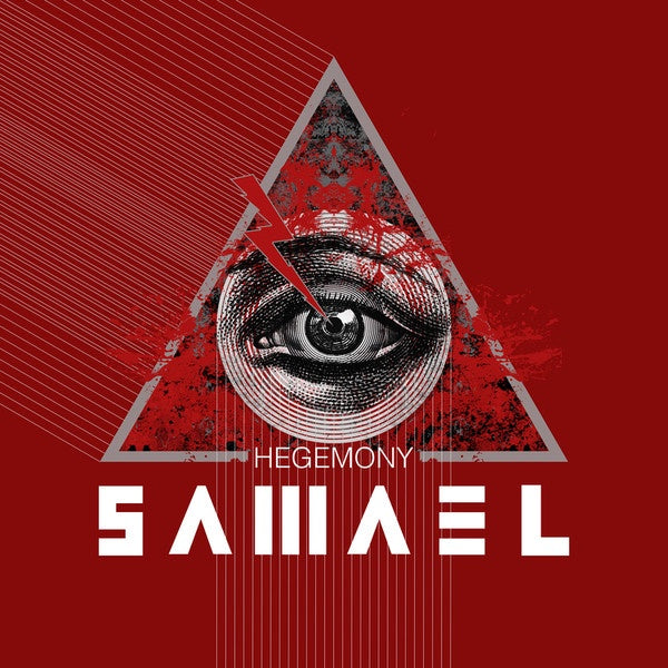 Samael ‎– Hegemony - New Vinyl 2017 Napalm Records 2-LP Pressing with Gatefold Jacket - Black Metal