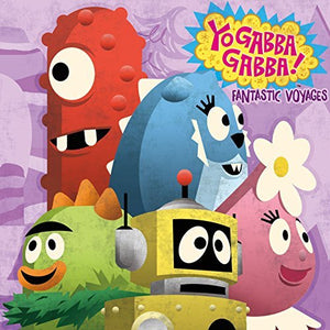 Yo Gabba Gabba! - Fantastic Voyages - New Lp Record 2017 Limited Edition Muno Red Vinyl - TV Soundtrack / Children's / The Best Mixtape You'll Ever Hear