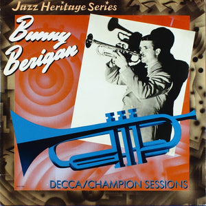 Bunny Berigan ‎– Decca/Champion Sessions - Mint- Lp Record 1983 USA Original Vinyl - Jazz / Swing