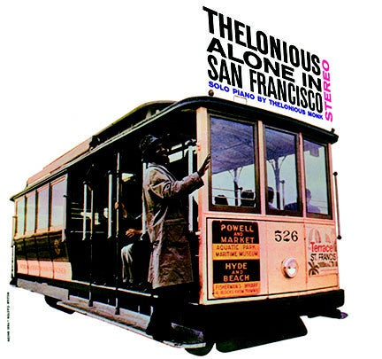 Thelonious Monk ‎– Thelonious Alone In San Francisco (1959) - New Lp Record 2017 DOL Europe Import 180 gram Vinyl - Jazz